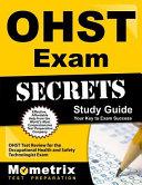 Ohst Exam Secrets Study Guide