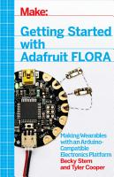 Getting Started with Adafruit FLORA PDF