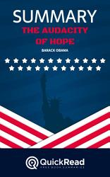 The Audacity Of Hope By Barack Obama Summary  Book PDF