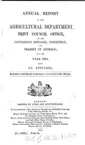 Parliamentary Papers: Volume 20