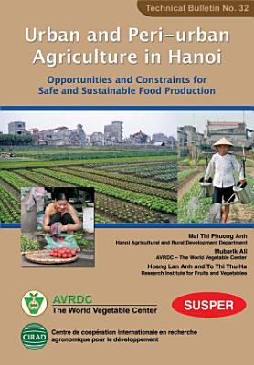 Urban and Peri urban Agriculture in Hanoi