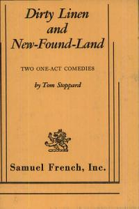 Dirty Linen and New found land Book