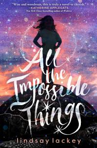 All the Impossible Things Book