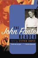The John Fante Reader PDF