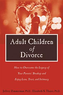 Adult Children of Divorce PDF