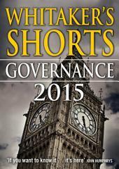 Whitaker's Shorts 2015: Governance