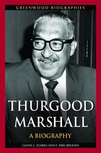 Thurgood Marshall Book