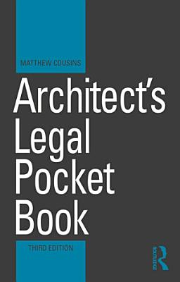 Architect s Legal Pocket Book