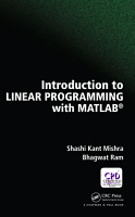 Introduction to Linear Programming with MATLAB PDF