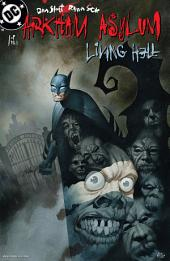 Arkham Asylum: Living Hell #1