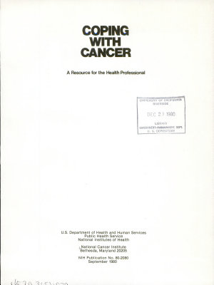 Coping with Cancer PDF