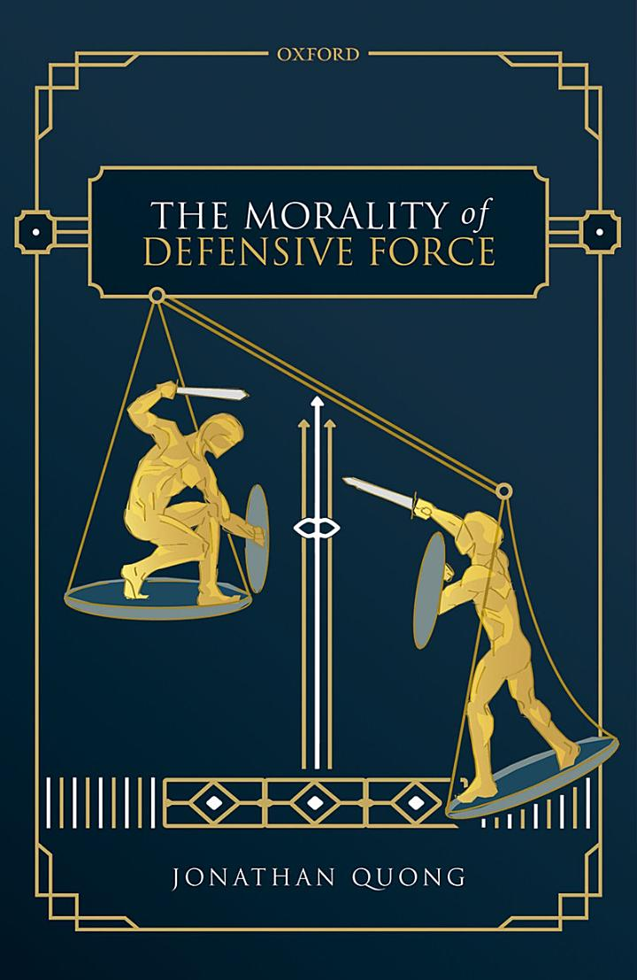 The Morality of Defensive Force