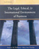 Legal  Ethical and International Environment of Business