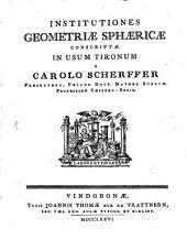 Institutiones geometricae sphaericae