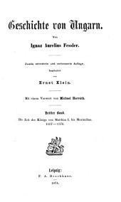Geschichte von Angarn