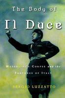 The Body of Il Duce PDF