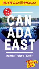 Canada East - Marco Polo Pocket Travel Guide