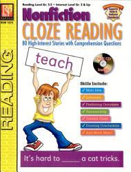 Nonfiction Cloze Reading Book PDF