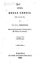 Istoria della Grecia dal 1740 al 1824 di F. C. H. L. Pouqueville: Volume 4