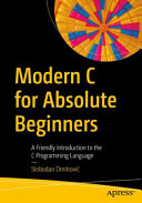 Modern C for Absolute Beginners PDF
