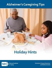 Holiday Hints: Alzheimer's Caregiving Tips
