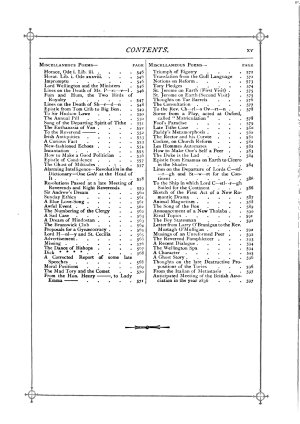 The poetical works of Thomas Moore  ed  with mem  and notes by C  Kent  Centenary ed