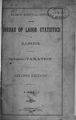 Biennial Report of the Bureau of Labor Statistics of Illinois