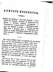 De voornaamste geschiedenissen van Noord-Nederland: Van het jaar 1672 tot aan den vrede van Rijswijk
