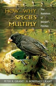How and Why Species Multiply Book