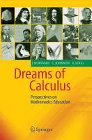 Dreams of Calculus PDF
