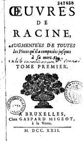 Oeuvres de Racine: Volume2