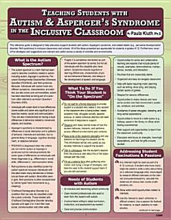 Teaching Students with Autism and Asperger s Syndrom in the Inclusive Classroom Book