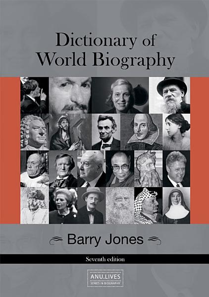 Download Dictionary of World Biography Book