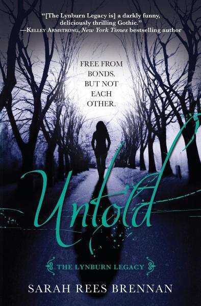 Untold (The Lynburn Legacy Book 2) Pdf Book
