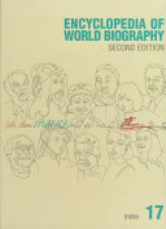 Encyclopedia of World Biography: Index