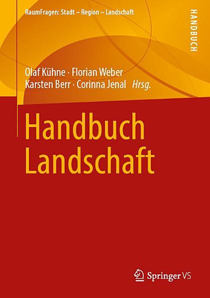 Handbuch Landschaft PDF