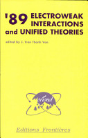 89 Electroweak Interactions and Unified Theories PDF