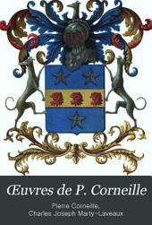 OEuvres de P. Corneille: Album