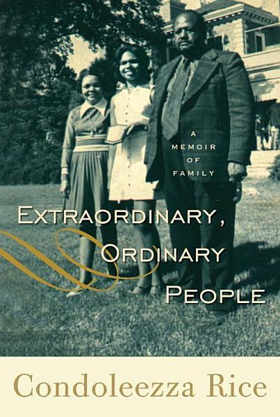 Download Extraordinary  Ordinary People Book