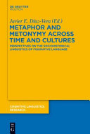 Metaphor and Metonymy Across Time and Cultures PDF