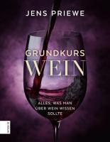 Grundkurs Wein PDF
