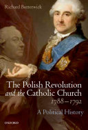 The Polish Revolution and the Catholic Church, 1788-1792