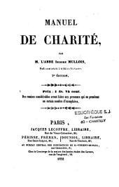 Manuel de charité