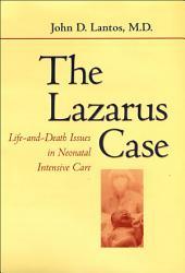 The Lazarus Case PDF