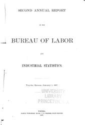 Annual Report of the Bureau of Labor and Industrial Statistics: Volume 2