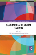 Geographies of Digital Culture PDF