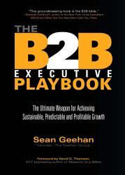 The B2b Executive Playbook Book PDF