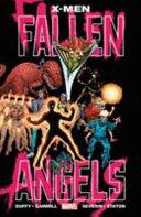 X Men  Fallen Angels