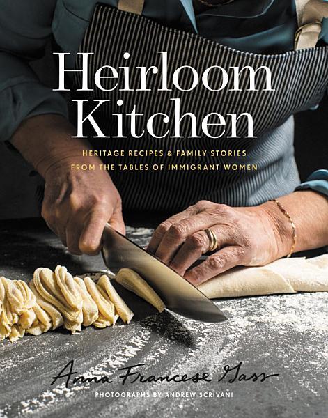 Download Heirloom Kitchen Book
