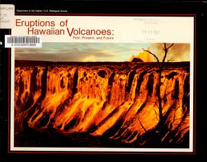 Eruptions of Hawaiian Volcanoes